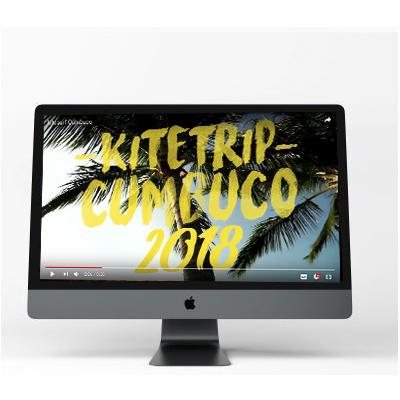 Comercial Kitetrip Cumbuco