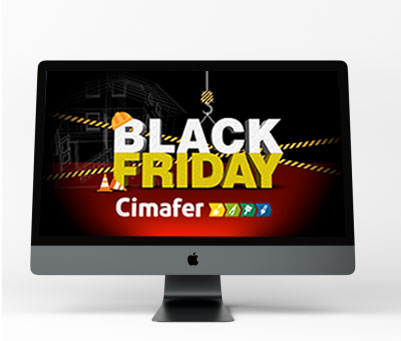 Comercial Black Friday Cimafer