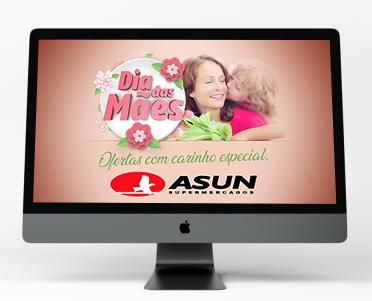VT Dia das Mães Asun 2020