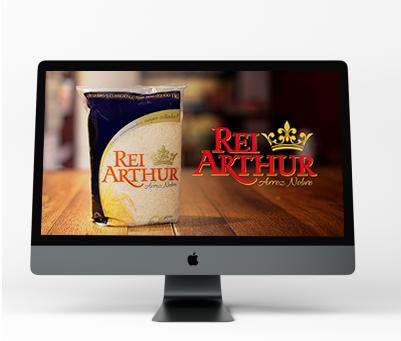 Comercial Arroz Rei Arthur